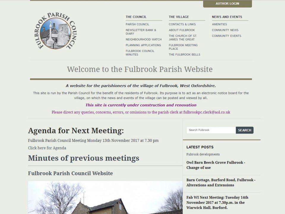 Fulbrook Parish Thumbnail