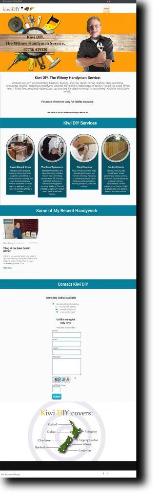 Kiwi DIY Website