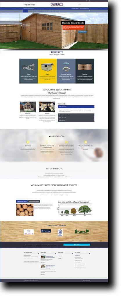 Timberyte Website
