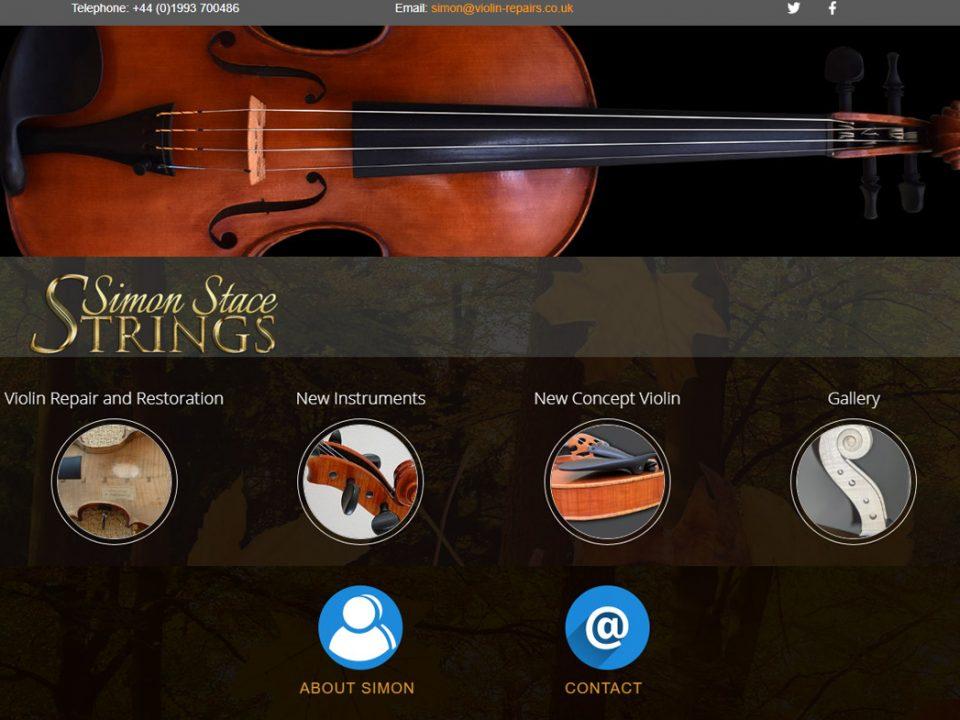 Violin Repair